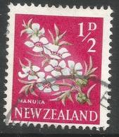 New Zealand. 1960-66 Definitives. ½d Used. SG 781 - New Zealand