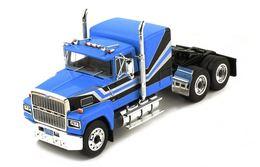 Ford LTL - 9000 - 1978 - Blue & Black - Ixo - Ixo