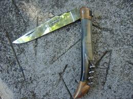 Couteaux Laguiole N0 12027 Neuf - Art Populaire
