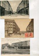 BELGIQUE(MONS) LOT DE 10 CARTES - Mons