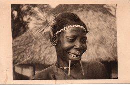 REPUBLIQUE CENTRAFRICAINE. OUBANGUI. UNE ELEGANTE. Achat Immédiat - Central African Republic