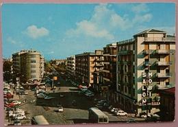 MESSINA - Viale San Martino - Rione Provinciale - Piazza Palazzotto - Distributore Benzina Shell, Salone Mobili   Nv S2 - Messina