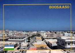 1 AK Puntland - Ein Autonomer Teilstaat In Somalia * Blick Auf Boosaaso - Größte Stadt In Puntland - Luftbildaufnahme * - Somalia