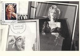 D37185 CARTE MAXIMUM CARD RR 2011 NETHERLANDS - MARILYN MONROE MOVIESTAR CP ORIGINAL - Donne Celebri