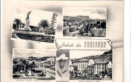 Corleone Saluti Da Non VIAGGIATA  COD.C.2100 - Palermo