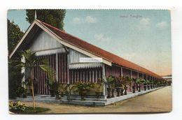 Indonesia - Hotel Toegoe - Old Postcard, Published At Batavia-Soerabaya - Indonesia