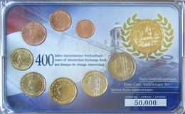 0515 - SERIE EUROS PAYS BAS - 2003 - 1 Cent à 2 Euros + Médaille - San Marino