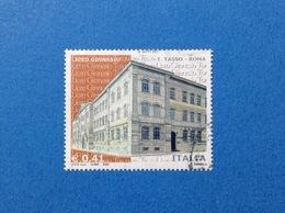2003 ITALIA FRANCOBOLLO USATO STAMP USED - LICEO GINNASIO TASSO ROMA - - 6. 1946-.. Repubblica