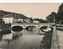 CPSM - France - (46) Lot - Figeac - Pont Gambetta Et Bords Du Célé - Figeac