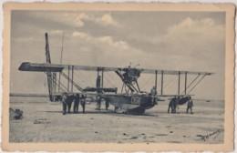 HYDRAVION TYPE G.L. - Aviation Maritime Cherbourg - CPA TBon Etat (voir Scan) - Cherbourg