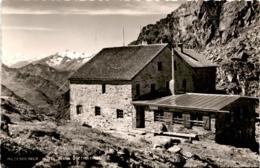 Hildesheimer Hütte 2910 M, Ötztal, Tirol * 9. 9. 1968 - Sölden