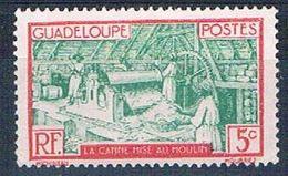 Guadeloupe 100 MLH Sugar Mill 1928 (G0361)+ - Guadeloupe (1884-1947)