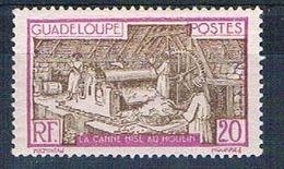 Guadeloupe 103 MLH Sugar Mill 1928 (G0364)+ - Guadeloupe (1884-1947)