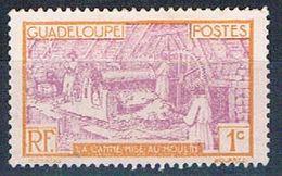 Guadeloupe 96 MLH Sugar Mill 1928 (G0357)+ - Guadeloupe (1884-1947)