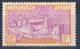 Guadeloupe 98 MLH Sugar Mill 1928 (G0359)+ - Guadeloupe (1884-1947)