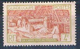 Guadeloupe 99 MLH Sugar Mill 1928 (G0360)+ - Guadeloupe (1884-1947)