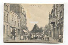 Venlo - Keulsche Poort, Street Scene, People - Old Netherlands Postcard - Venlo