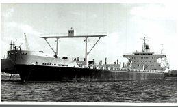 Aegean Nymph +-14  * 9 CM BARCO BOAT Voilier - Schiffe