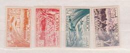 MAROC         N°  YVERT    271/74       NEUF AVEC CHARNIERE      ( Char 02/19 ) - Maroc (1891-1956)