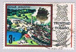 Trinidad & Tobago 145 Used Sugar Refinery 1969 (BP31224) - Trinidad & Tobago (...-1961)