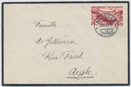 Zumstein 59 / Michel 248 - Gestempelt LE LOCLE 30.12.1931 - Pro Juventute