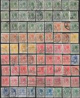 9Ab-942: Restje 81 Zegels  Type Veth.. Diverse ... Verder Uit Te Zoeken.. - 1891-1948 (Wilhelmine)