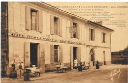 """QUINSAC: HOTEL RESTAURANT DES DEUX ORMEAUX """"CHEZ DENISE"""" - France"""