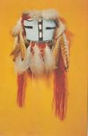 Feather Mask , Zuni , N.M., American Indian Museum , NYC , 1940s - Indiens De L'Amerique Du Nord