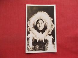RPPC   Female Obleka------ Ref 3355 - Native Americans