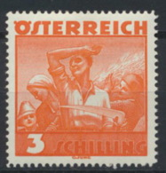 Österreich 586 * - 1918-1945 1ère République