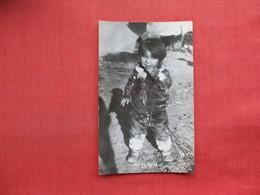 RPPC    Native Child  ------ Ref 3355 - Native Americans