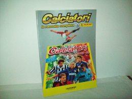 Ristampa Album Calciatori  1998/1999 (Gazzetta Dello Sport) - Non Classificati