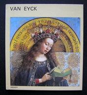 Van Eyck. Janos Vegh 1983 - Bücher, Zeitschriften, Comics
