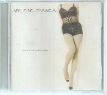"CD   MYLENE FARMER  "" ANAMORPHOSEE"" - 12 TITRES - Music & Instruments"