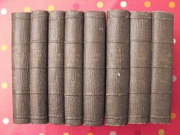 La Sainte Bible Commentée D'après La Vulgate. 8 Tomes. Fillion. Letouzey 1924. Latin-français-commentaires - 1901-1940