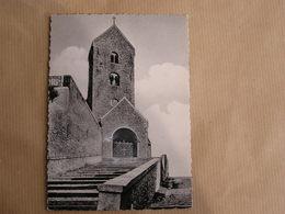 LOBBES Entrée De L'Eglise  Province Du Hainaut Belgique Carte Postale - Lobbes