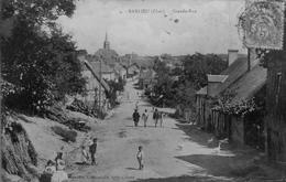 Barlieu : Grande Rue - Autres Communes