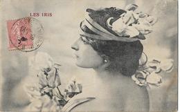FEMME - Portrait De Femme - Les Iris - Vrouwen