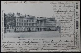 Bruxelles Palais Du Roi – Publicité Advertising  Farine Lactée RENAUX - Familles Royales