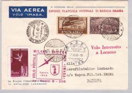 Brief In Die Schweiz (br6224) - 6. 1946-.. Repubblica