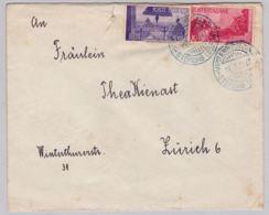 Brief In Die Schweiz (br6225) - 6. 1946-.. Repubblica