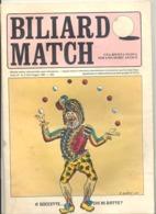 """Revue """" Billardo Match """" 1980 - Billard  (jm) - Sports"""