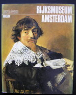 Rijksmuseum Amsterdam 1985 - Bücher, Zeitschriften, Comics