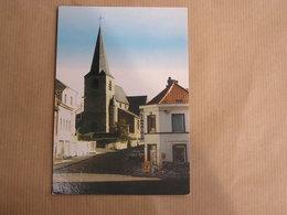 RONQUIERES Eglise Saint-Géry Commune De Braine Le Comte Province Du Hainaut Belgique Carte Postale - Braine-le-Comte