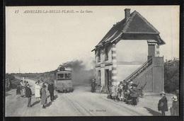 CPA 14 - Asnelles-la-Belle-Plage, La Gare - Sonstige Gemeinden