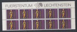 Liechtenstein 1981 1600-Jahrfeier St. Theodul 1v 10x ** Mnh (42750B) - Ongebruikt