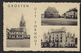 TORHOUT * GROETEN UIT TORHOUT * UITG. A. WILLEMYNS TORHOUT * NIET VERSTUURD - Torhout