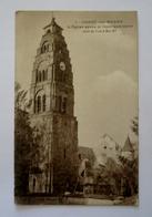 51 -  CONDE - SUR - MARNE - L'église Après Le Bombardement - Altri Comuni