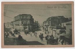 ITALIA Saluti Da BRINDISI Corso Umberto I - Brindisi