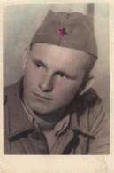 Yugoslavia - Partizan Soldier W Hat - Yugoslavia
